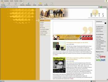 Homepage Bits Business and Information Technology School GmbH